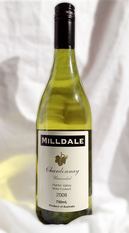 Chardonnay French Oak 2008